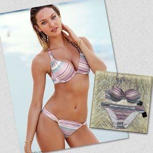 Victoria's Secret 2 piece Bikini swim Set 34D